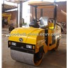 3 Ton Hydrauli Vibratory Double-Drum Road Roller (GWC203H)