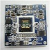 1/4 Sony Color CCD Single PCB Board Camera Module