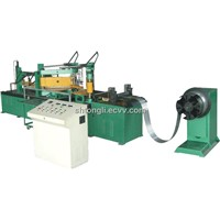 Full Oblique Joint Automatic Silicon Steel Shearer