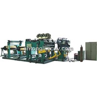 Single Foil Coiling Machine