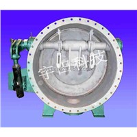 Double Eccentric Butterfly Valve for Gas System/Gas Valve