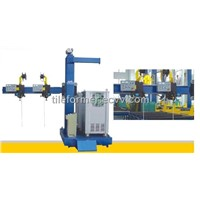 Column-Beam Style Electro-Slag Welding Machine