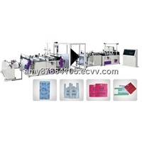 Automatic Non-woven Fabrics Bag Making Machine