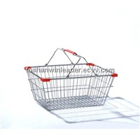 YLD-031L Wire Shopping Basket