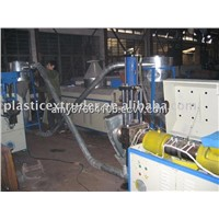 Air Cooling Type Plastic Pelletizing Line/Plastic Granulator