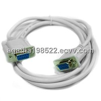 Null Modem 9pin Female to 9pin Female Serial Cable