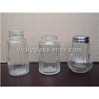 Spice Glass Bottle
