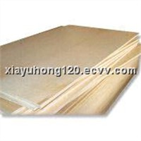 Plywood with Poplar Core