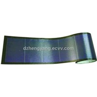 136w Amorphous Silicon Film Solar Panels