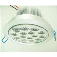 15W LED Recessed Light led down light