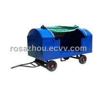1.5T Post Baggage Cart