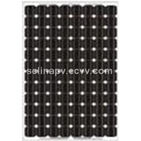 200W Solar Panel, Made of Mono Crystalline Silicone Cells