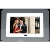 7 Inch 16:9 Digital TFT-LCD Full Functional DPF