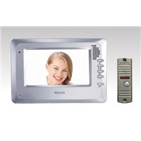 7 Inch Color TFT Video Door Phone Kit/Door Access Control  (MC-522R5 kit)