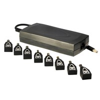 90W Universal DC/AC Laptop Adapter with USB Interface Including 8 Auto Switch DC Connectors