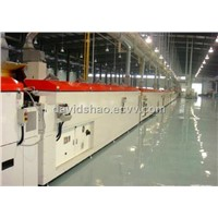90 Single Rubber Sulfuration Production Line