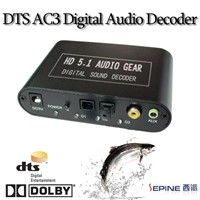 AC3 DTS HD Digital Audio Decoder