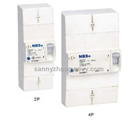 Adjustable Current Leakage Circuit Breaker (BHCO)