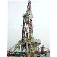 API Oil Exploration Drilling Rig