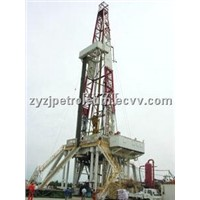 API Oil Exploration Drill Rig