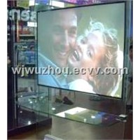 Adhesive Rear Projection Screen Film