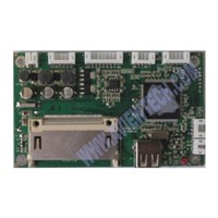 Advertising Player controller Mainboard, media board, advertisng board