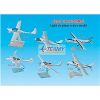 Airplane Model Light Aircraft Series