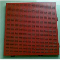 Aluminum Honeycomb Perforation Sound-Absorbing Board