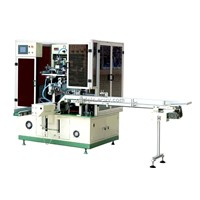 Automatic Roller Screen Printing Machine