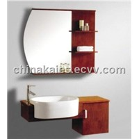 China Sanitary ware Suppliers Bathroom Cabinet (FB-4054)