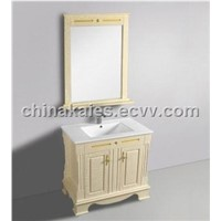 China Sanitary ware Suppliers Bathroom Cabinet (FB-4069)