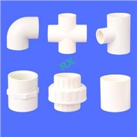 PVC Plastic Fitting