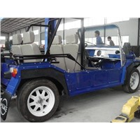 Blue Mini Moke