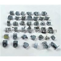 Cast Permanent Alnico Magnets