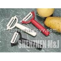 Ceramic Kitchen Peelers (Y Shape)