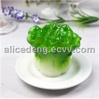 Chinese Cabbage Candle