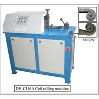 Coil Rolling Wrought Iron Machine
