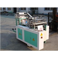 Computer Control Automatic Heat-Sealing and Heat-Cutting Bag-Making Machine