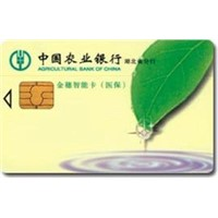 Contacted IC Card