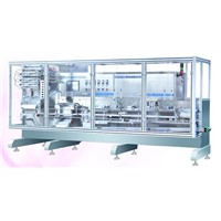 DGS350 Liquid BFS Auto-form Filling Machine / Liquid Filling Machine