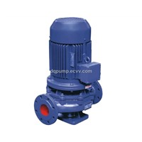 DQG Series Single Stage Single Suction Pipeline Centrifugal Pumps