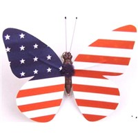 Decorative Flag Butterfly