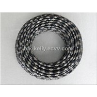 Diamond Spring Wire Saw for Marble Quarrying