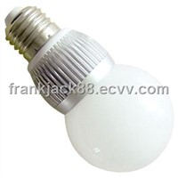 Dimmable High Power LED Bulb 60-3W