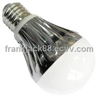 Dimmable High Power LED Bulb (X-5W)