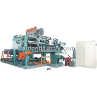 Double Foil Coiling Machine
