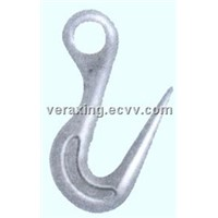 G80 SHANK HOOK,forged alloy steel