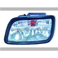 HEAD LAMP WITH E-MARK FOR BENZ ACTROS MP2