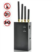 High Power Portable Cell Phone Signal Jammer