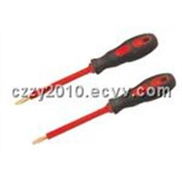 Insulted Slotted Screwdriver
